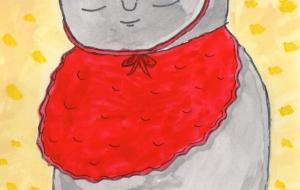 お地蔵さん - 小林葉子