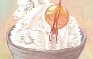 卵かけご飯 - Mika Neichi