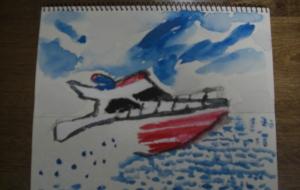 船 - KEISUKE