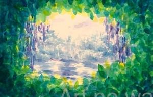 湖にて - Yuki