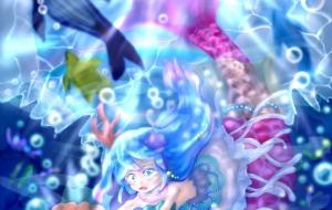 海底の人魚 - ショウヘイ