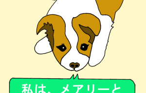 犬のメアリー - みぎい@