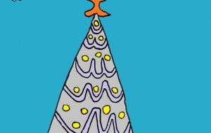 クリスマスツリー - TAKUO