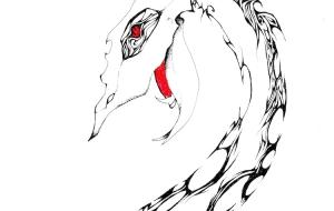 骨竜 - キナコモチコ