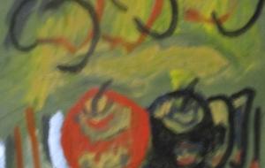 赤い林檎黒い林檎 - マサミ