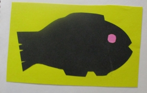 黒い魚 - マサミ
