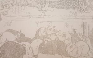 ウサギ小屋 - miku.A