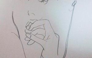 音楽聴いてる - Rei