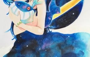 宇宙を抱く - 井上 桃香