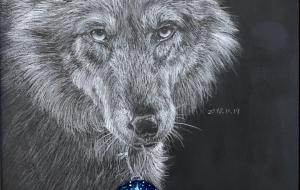オオカミのクリスマス - RINA