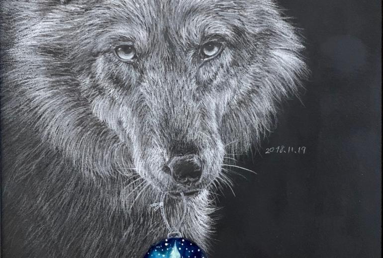 オオカミのクリスマス