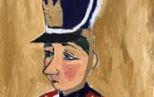フランスの女性兵士 - 大野貴士
