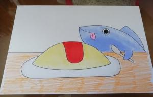 サメとオムライス - Koma☆chi