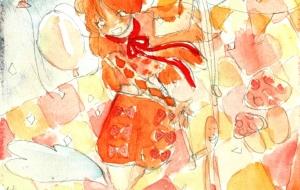 天使のサーカス-橙- - 五月ツツジ