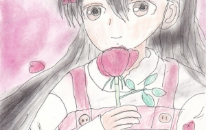 薔薇の娘 - 武田葵
