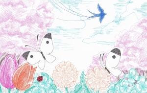 春の訪れ - 虎目梨那