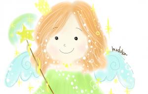心の天使 - madoka