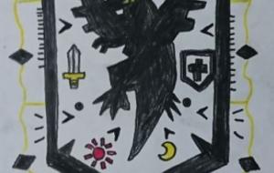 ドラゴン紋章 - 池田 旬