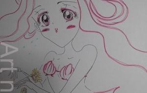 人魚姫。 - ワタリドリ