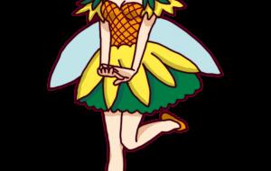 菊の妖精 - swaro