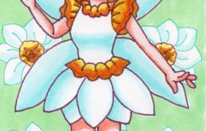 水仙の妖精 - swaro