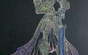 騎士像 - 川澄 晴紀