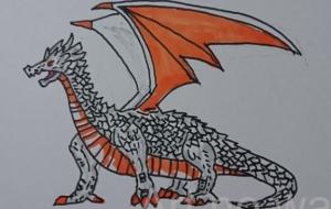 白ドラゴン - 池田 旬