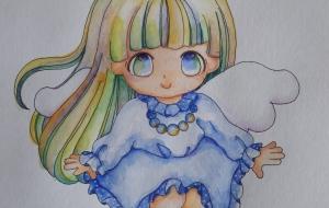 新芽の天使 - mellia