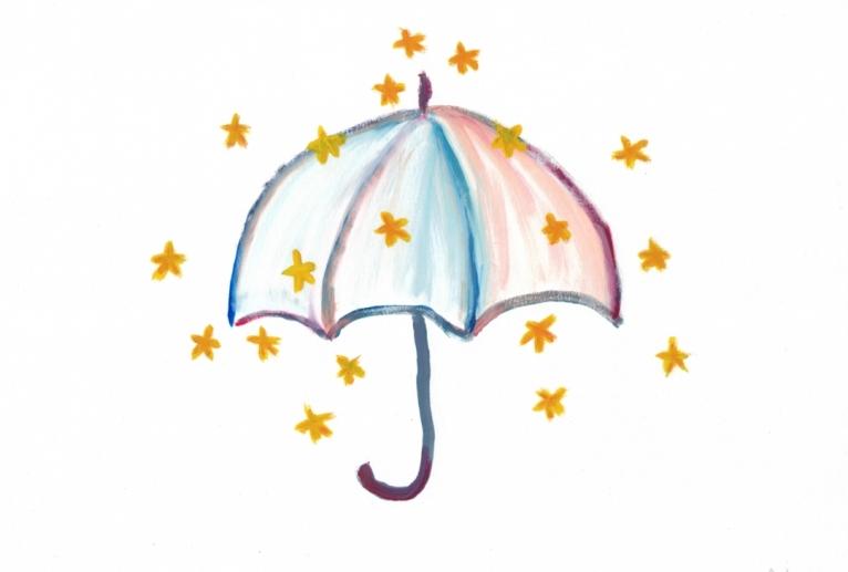 星の雨 - 菜の花