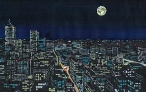 大都会の夜 - Yuki