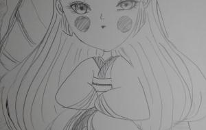 渦ノ潮姫 キャラクター版。 - ワタリドリ