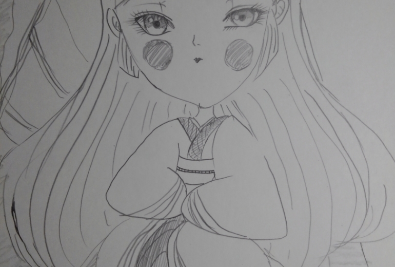 渦ノ潮姫 キャラクター版。