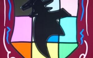 カラフルドラゴン紋章 - 池田 旬