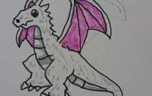 白ドラゴンの子 - 池田 旬