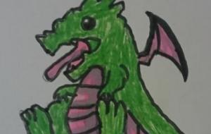 緑ドラゴンの子 - 池田 旬