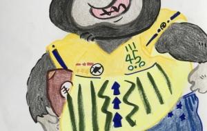 ラグビー6 - クルミ