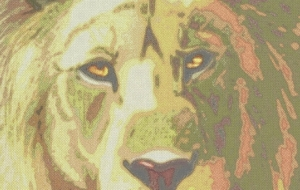 百獣の王 ~夜光~ - 道人