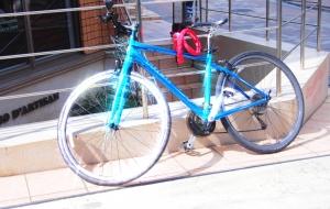 パリジャンな自転車 - tokochan♪