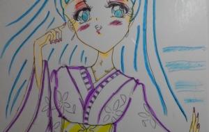 海のお姫様。 - ワタリドリ