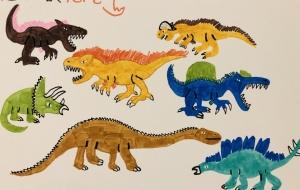 陸の王者、恐竜 - ソーヤ