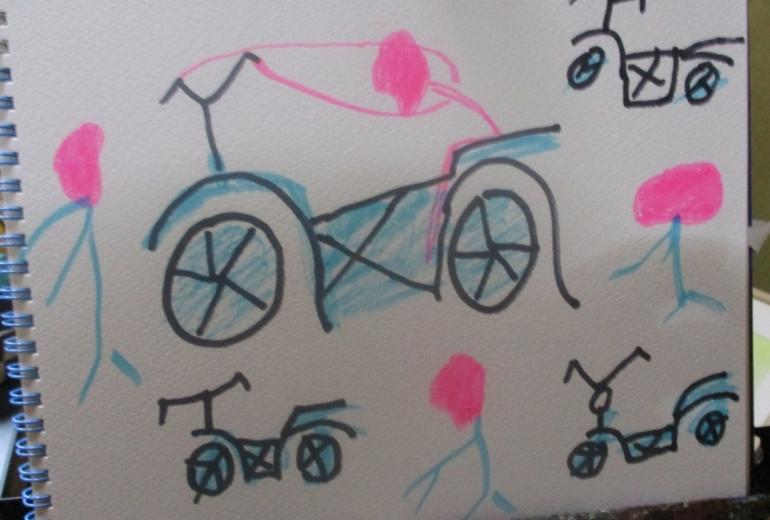 j自転車デリバリーコンテスト応募作品