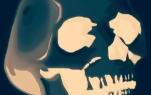 頭蓋骨 - 道人