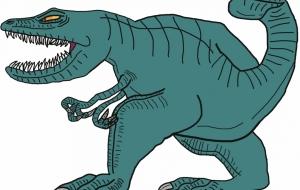 カルカロドントサウルス - YU