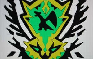 ワイバーン紋章 - 池田 旬