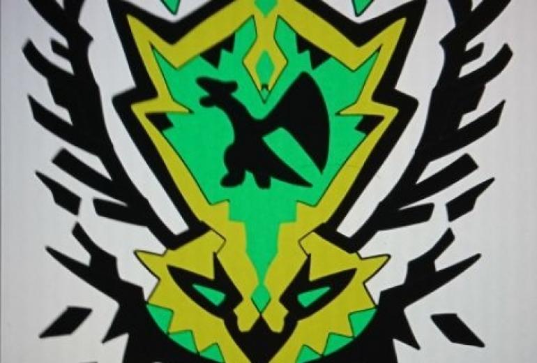 ワイバーン紋章