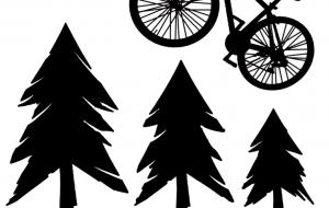 自転車(1) - 五月ツツジ