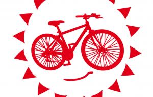 自転車(2) - 五月ツツジ