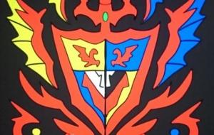 レッドドラゴン紋章 - 池田 旬