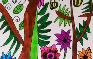 熱帯のジャングル - 田中郷