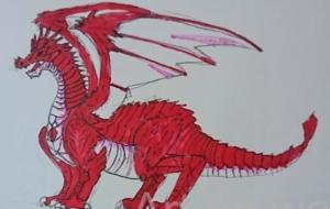 赤ドラゴン - 池田 旬